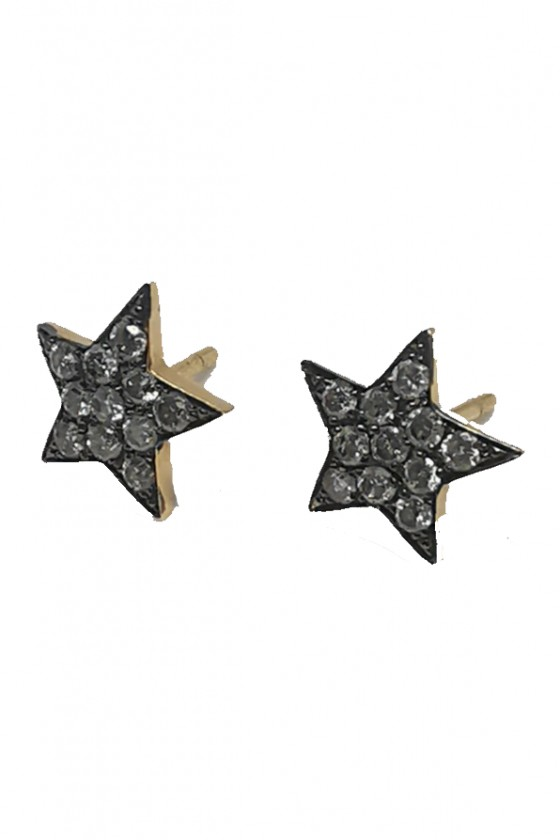 """Stars"" Earrings"