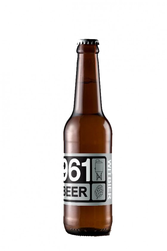 961 Witbier (Pack x6)