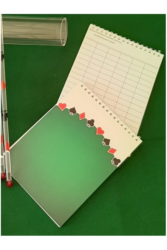 Notebook for Games
