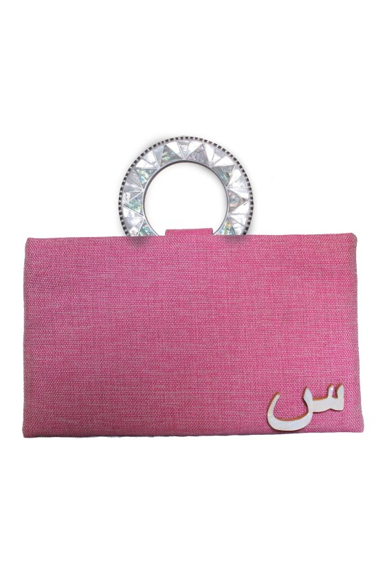 Clutch Fabric with Handle