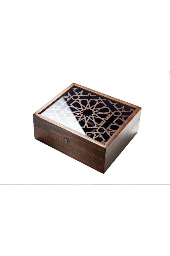 Wooden Box Container