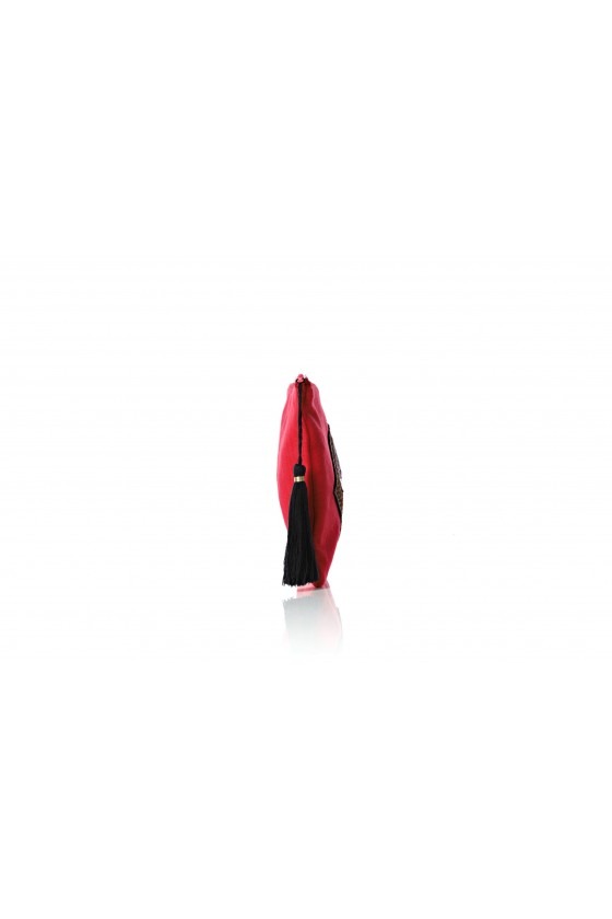 Evil Eye Pouch - Red