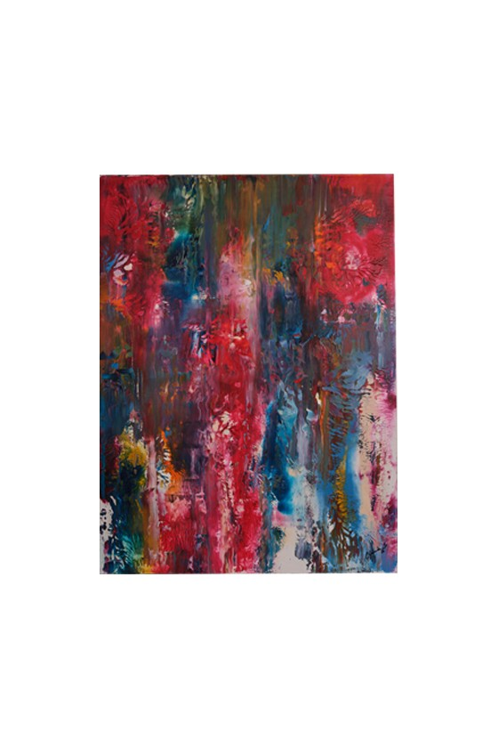 """""""River of colors"""" Double Paintings"""