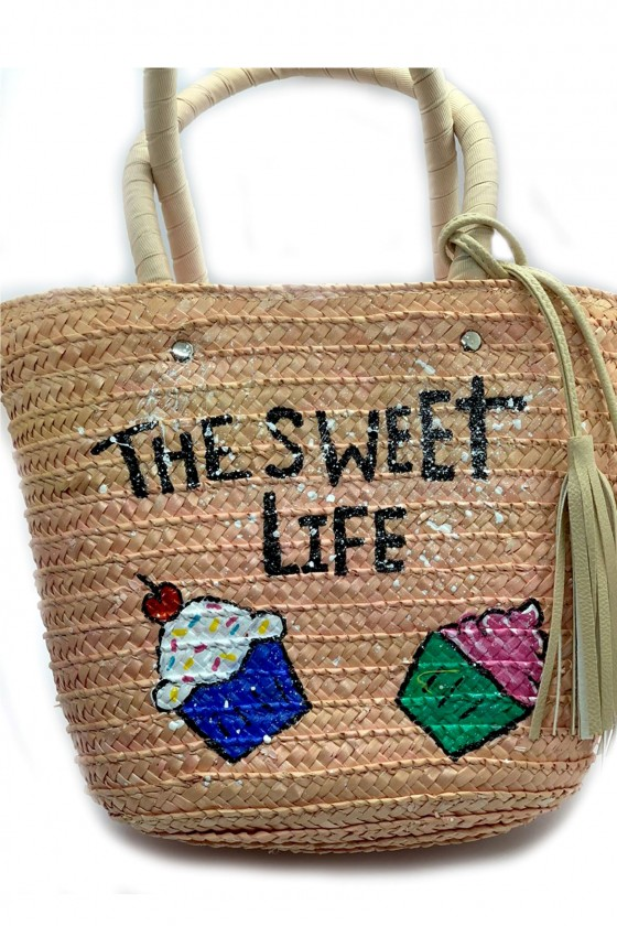 Beach Bag Sweet Life