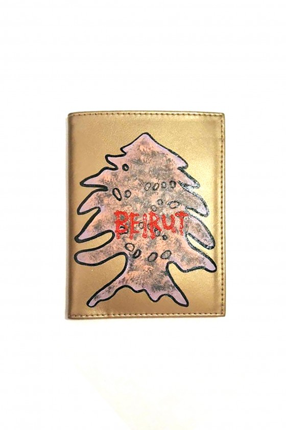 Passport Holder Lebanon 1