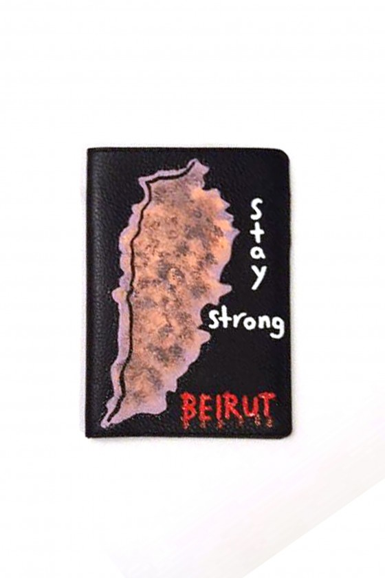 Passport Holder Lebanon 2