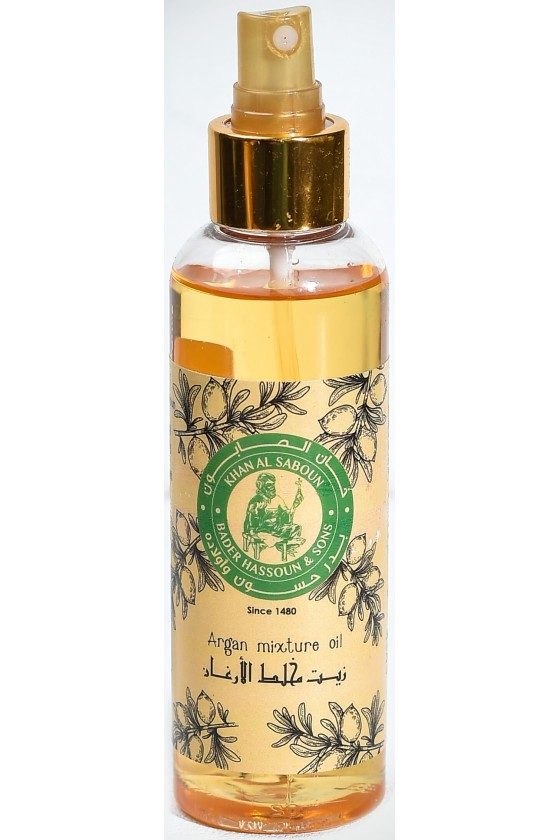 Argan Mixture Oil