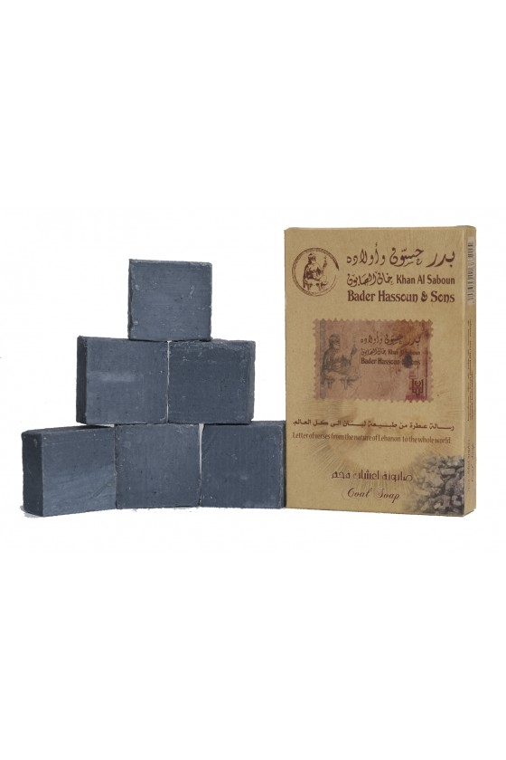 Charcoal Soap Packet