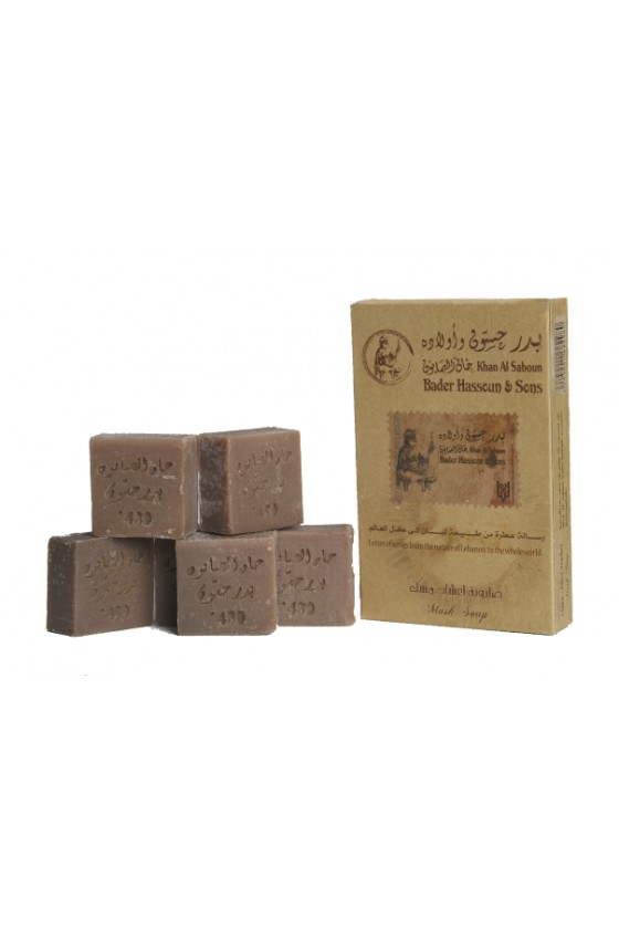 Musk Soap Packet