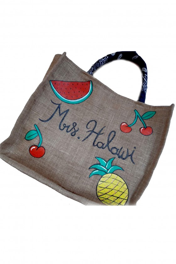 Tote Bag Customized