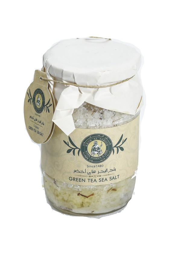 Green Tea Sea Salt