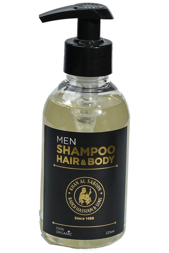 2 in 1 Shampoo and Shower Gel