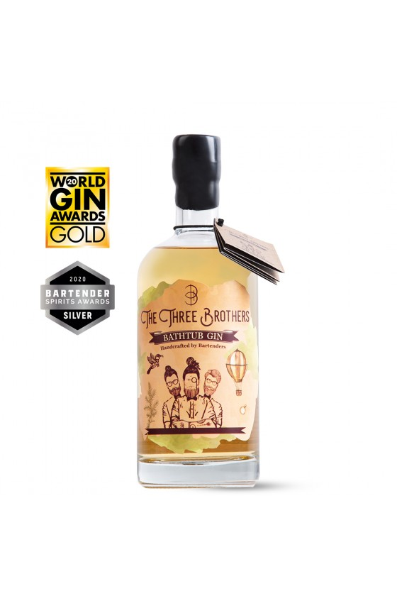 Three Brothers Gin