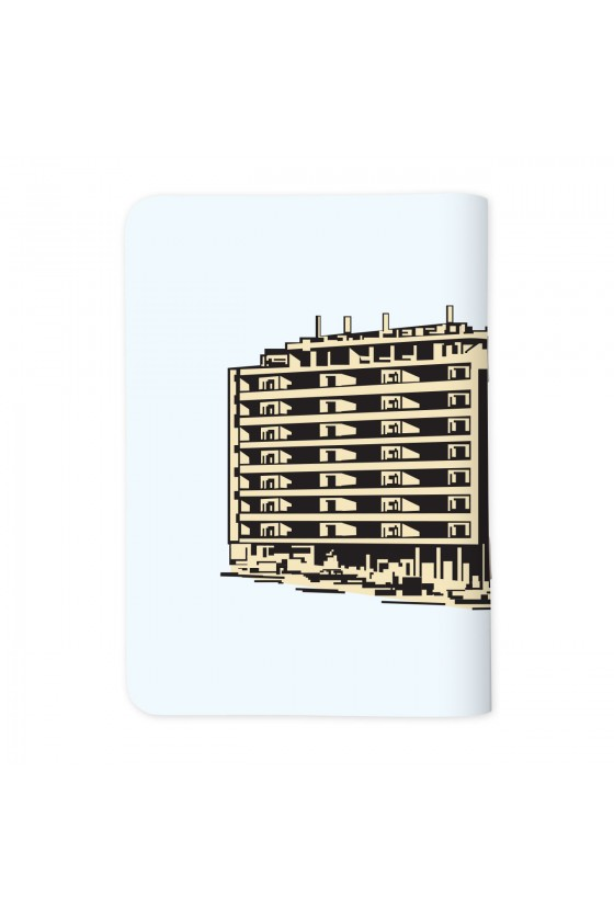 Continental Hotel - Vintage Sketchbook