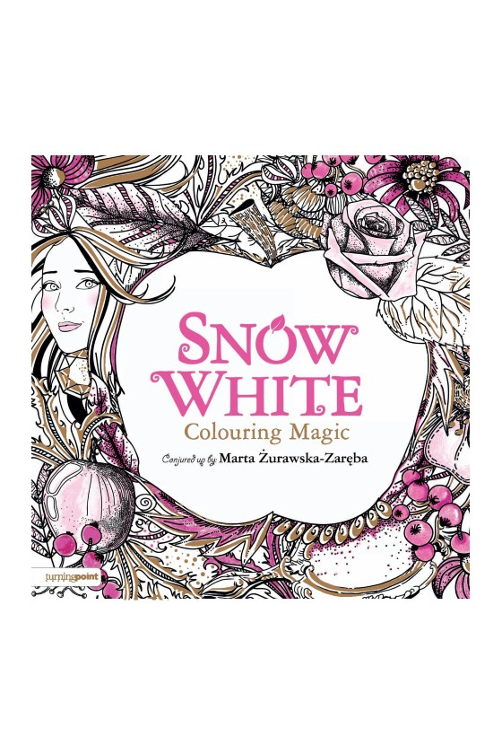 Snow White - Colouring Magic