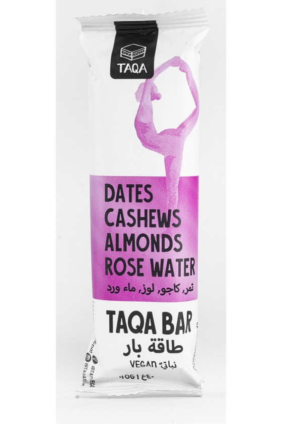 Box of TAQA Bars Almond and...