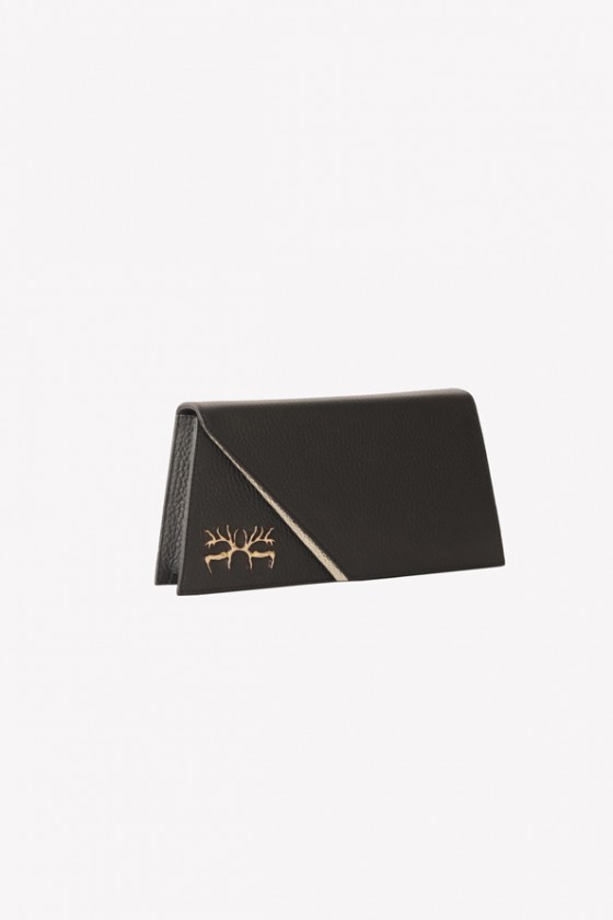 Linea black and gold