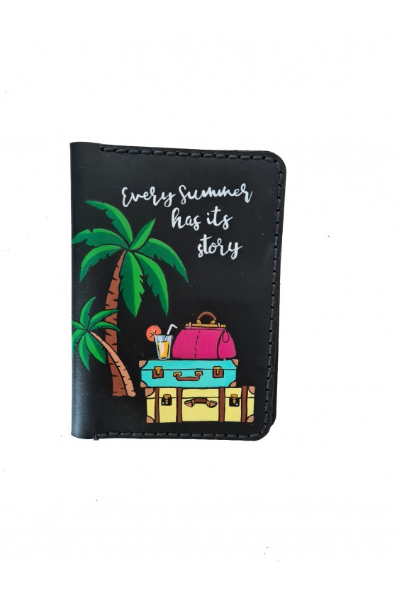 Colored Passport Covers