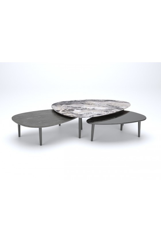 La Prise Coffee Table Set