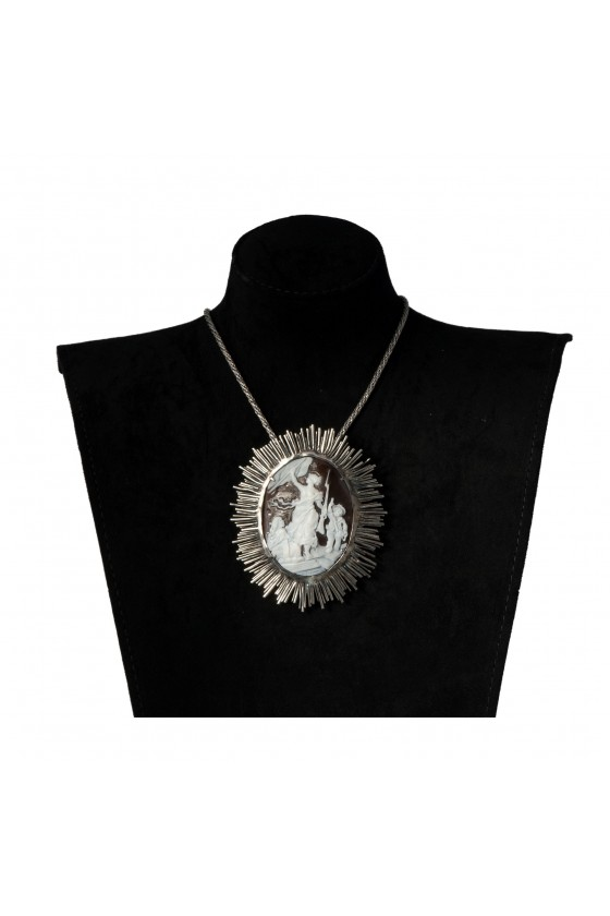 Sardonic crafted and silver...