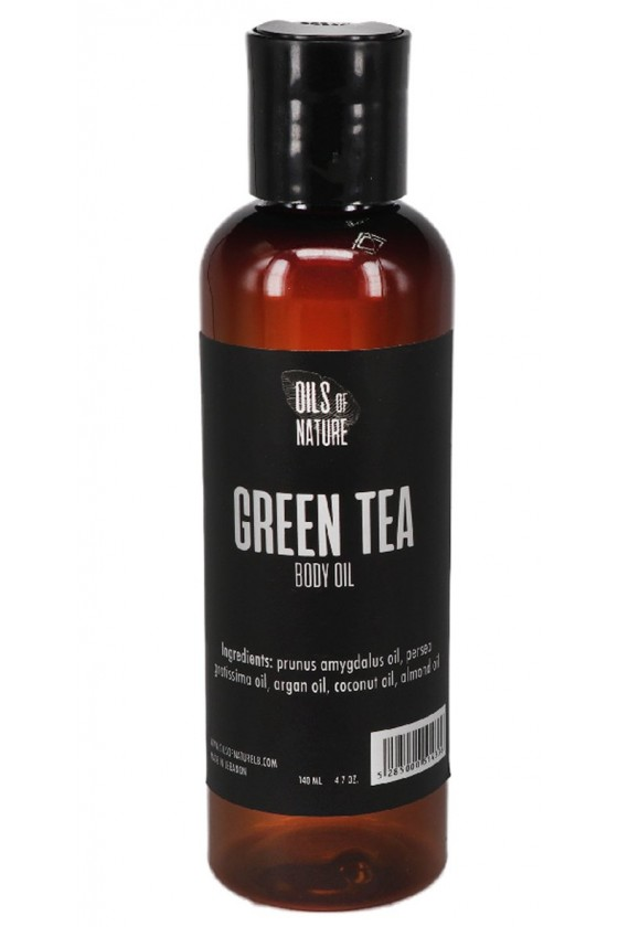 Green Tea Body Oil