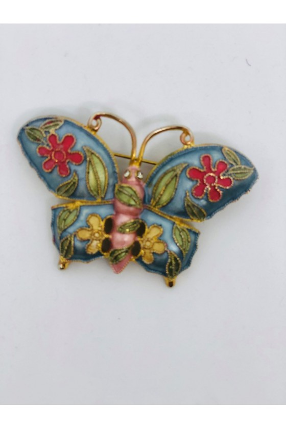Statement Butterfly colored...