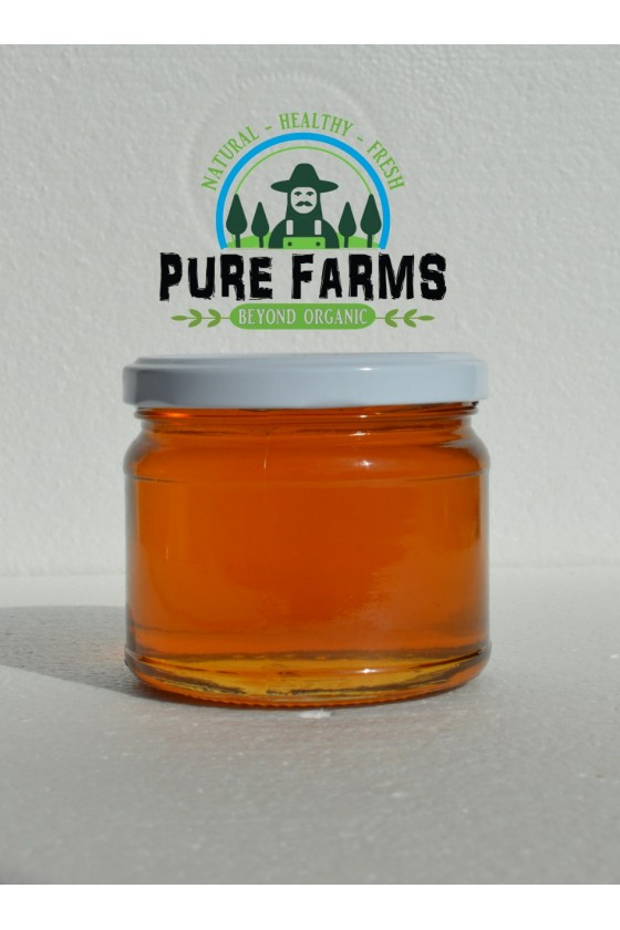Pure Citrus Honey 0.5kg