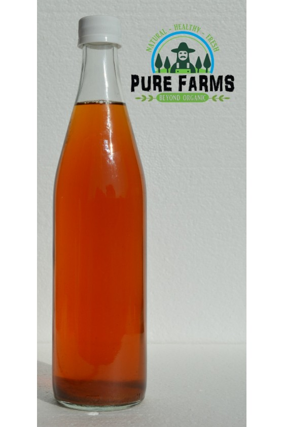 Pure Red Apple vinegar 500 ml