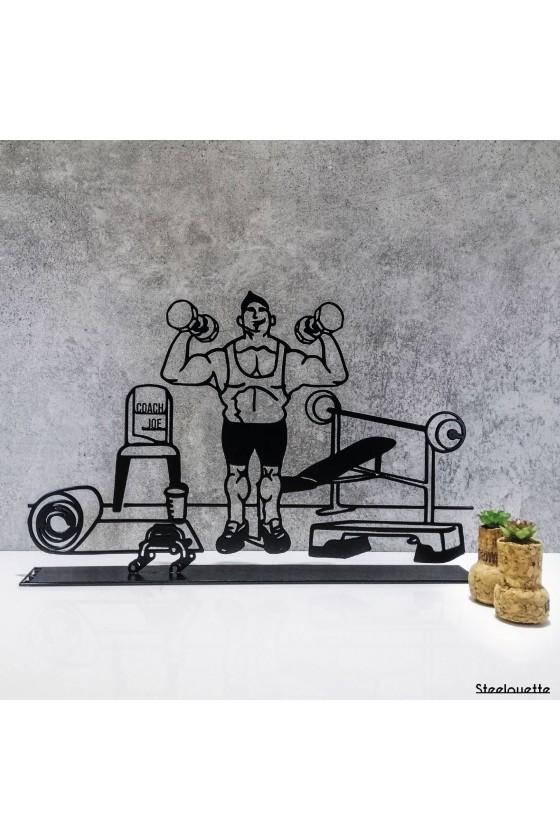 Gym Steelouette