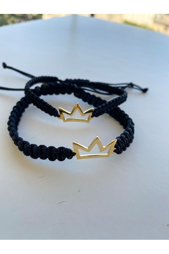 Couples crown rope