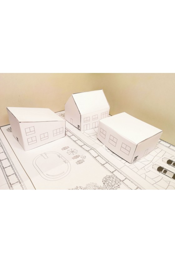 Paper Town 1