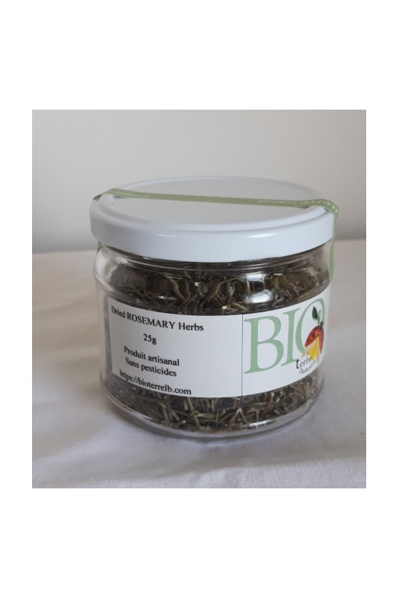 Rosemary infusion 25 g