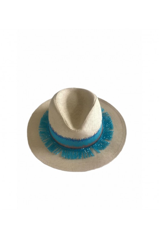 Hats with Crystal Beads