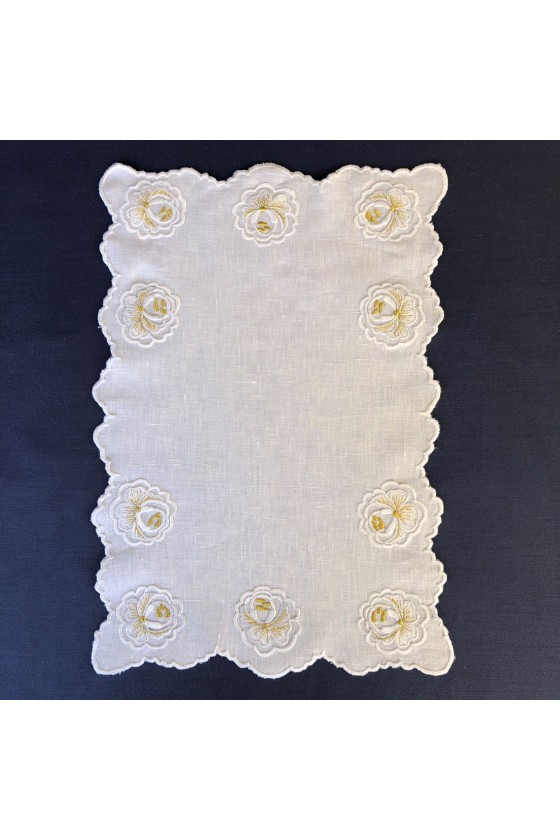 Embroidery Tray Cloth