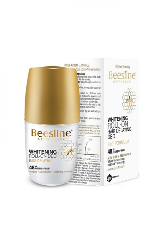 Whitening Roll-On Hair...