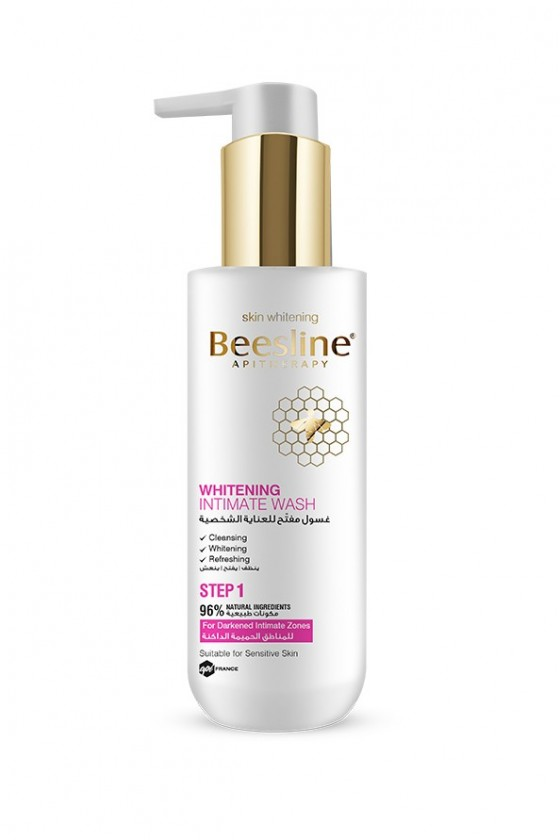 Whitening Intimate Wash